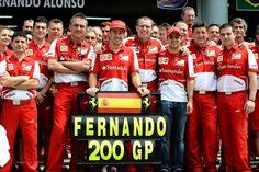 Fernando Alonso, Ferrari, Sepang, 2013