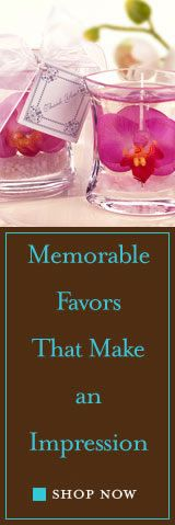 More then just Beach Wedding Favors at Our Favor Shop