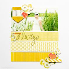 Always by Veera #Scrapbooking