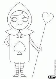 Contar e Encantar: Moldes para confeccionar os fantoches: Alice no País das Maravilhas