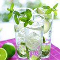 Not on a cruise now? Virtually pretend you are and make this easy and delicious Mojito. Relax and enjoy anytime! - My Virtual Vacations