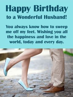 Best birthday wishes for husband love people ideas Birthday Message For Husband, Wishes For Husband, Happy Birthday Wishes Cards, Best Birthday Wishes, Birthday Cards For Him, Husband Birthday, Birthday Messages, Husband Love, Amazing Husband