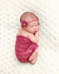 Ravelry: Newborn Mohair Strapless Romper pattern by Rebecca Winemiller