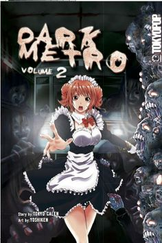 Terror awaits the people of Tokyo, with gruesome lessons only the dead can teach. In this second collection of shorts, a waitress at a maid cafe sparks jealousy. A mother who can't handle the responsibility of raising her child commits a horrible crime. An ancient sword awakens a psychotic samurai. And finally, the solemn guide Seiya reveals his own tragic past and the nature of his gifts that are his curse.