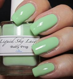Liquid Sky Lacquer - Baby Frog