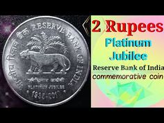 Old Coins For Sale, Sell Old Coins, Rare Coin Values, Bank Of India, Rare Coins, Chennai, Anniversary, Indian, Money