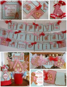 1st Birthday Sweet Celebration Package by ASweetCelebration