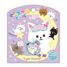 Sticker Flakes Sack Mindwave | Nyan March