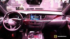 2018 Genesis G80 Sport at 2017 Detroit Auto Show