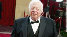 "George Kennedy, the brawny, Oscar-winning character actor known for such films as ""Cool Hand Luke,"" ""Airport"" and the ""Naked Gun"" films, has died. He was 91."