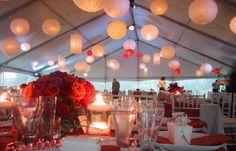 Paper Lantern Ideas :  wedding new york Z12274445