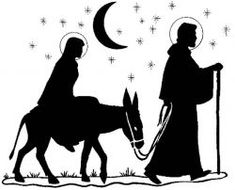 free christmas clip art piece seasonal it s the most wonderful rh pinterest com clipart bethlehem star bethlehem clipart black and white