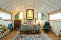 Check out this awesome listing on Airbnb: WalkerWorld Organic Artist Retreat - Houses for Rent