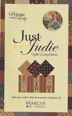 "Marcus Fabrics Judy Rothermel Anniversary 8"" Squares"