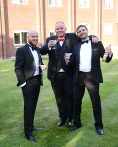 Stuart Ashton, Dave Clazey & Andy Gartland