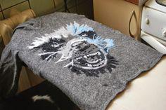 «Стражи Галактики»: декорирование испорченного свитшота в технике сухого валяния - Ярмарка Мастеров - ручная работа, handmade