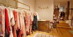 Mes Demoiselles... Paris • Boutique 21 rue Saint-Sulpice 75006 Paris #mesdemoiselles #mesdemoisellesparis #saintsulpice #shop #universe #collection #fashion
