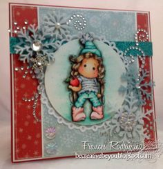 January Challenge at Stamp and Create!