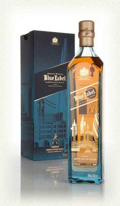 Johnnie Walker Blue Label - London Limited Edition Design