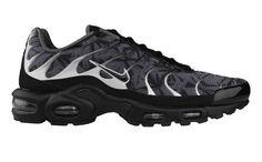 Nike Air Max Plus (Black/Grey Camo)