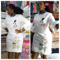 African Print Fashion, Africa Fashion, African Fashion Dresses, African Wear, African Dress, White Maxi Dresses, Nice Dresses, Formal Bridesmaids Gowns, Nigerian Outfits