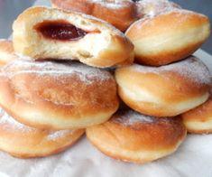 Masopustní koblihy Hamburger, Bread, Food, Brot, Essen, Baking, Burgers, Meals, Breads