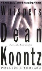 An earlier Dean Koontz book. Had me so spooked when I was reading this I jumped when the A/C clicked on.
