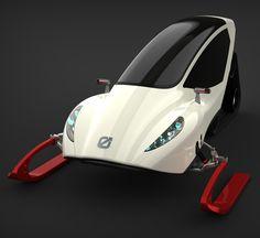 Snowmobile concept