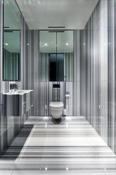 Stunning use of marble. MAYFAIR HOUSE London