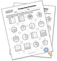 Resultado de imagem para fractions worksheet