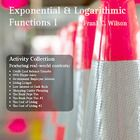 Exponential and Logarithmic Functions 1 - Activity Collection - Collection of 10 engaging real-world math activities!