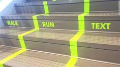 Subir as escadas tem novas regras - Dinheiro Vivo
