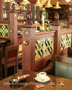 Irish Pub Decor | Bar design - Interior of Irish Pub №91110003 in Ethnic Style ...