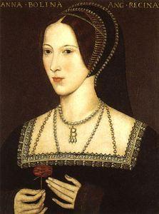 Thinking about Anne Boleyn…