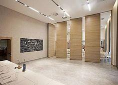 acoustic mobile partition MAXPARETE HSP Oddicini Industrie S.p.A.