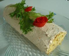 Sokerihippunen: Švýcarský roll dort sendvič Like