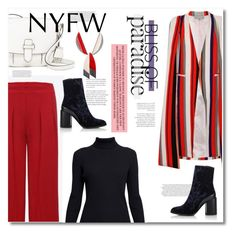 """""""NYFW"""" by limass ❤ liked on Polyvore featuring Lavish Alice, MICHAEL Michael Kors, Rumour London and NYFW"""