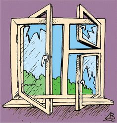 Check Out This Cool Window Illusion - http://www.moillusions.com/check-cool-window-illusion/
