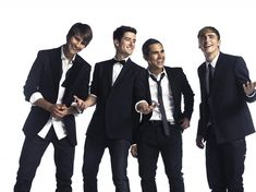 Big Time Rush....they're the four boys who taught me to dream big and make my dreams happen now instead of waiting for them to happen.