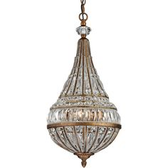Dot & Bo Savannah Chandelier ($846) ❤ liked on Polyvore featuring home, lighting, ceiling lights, metal candelabra, metal lamp, metal chandelier and bell-shaped lamp-shade