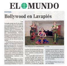 BollyMadrid (Bollywood Festival) until June 3, 2012 in Lavapies