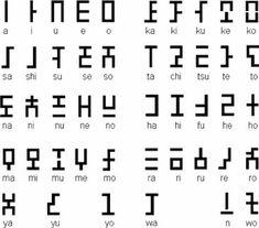 Fictional Alphabets - Imgur