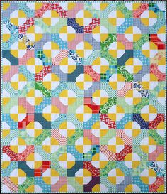 I need to make a  bow tie quilt now