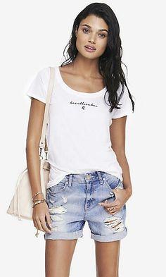 White tshirt 19.99