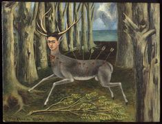 8 Famous Artists Who Turned Heartbreak into Art - Artsy Kahlo Paintings, Louisiana Museum, Frida Art, Frida Kahlo Artwork, Fanta, Colossal Art, Mexican Artists, Diego Rivera, Art Moderne