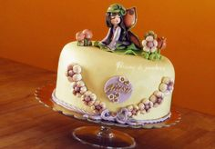the fairy Aghata style thun - Cake by passioni di zucchero - CakesDecor