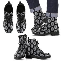 Just posted our new EXO Overdose All ..., Check it out today! http://thekdom.com/products/exo-overdose-all-over-leather-boots?utm_campaign=social_autopilot&utm_source=pin&utm_medium=pin
