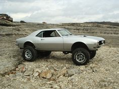 my two favorite cars combined. Firebird-jeep-badassness.