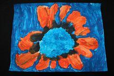 Georgia O'Keeffe Flower by Alton