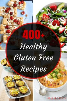 400 Healthy Gluten Free Recipes (That Wont Break the Bank) #delicious #recipe #easy #glutenfree #recipes